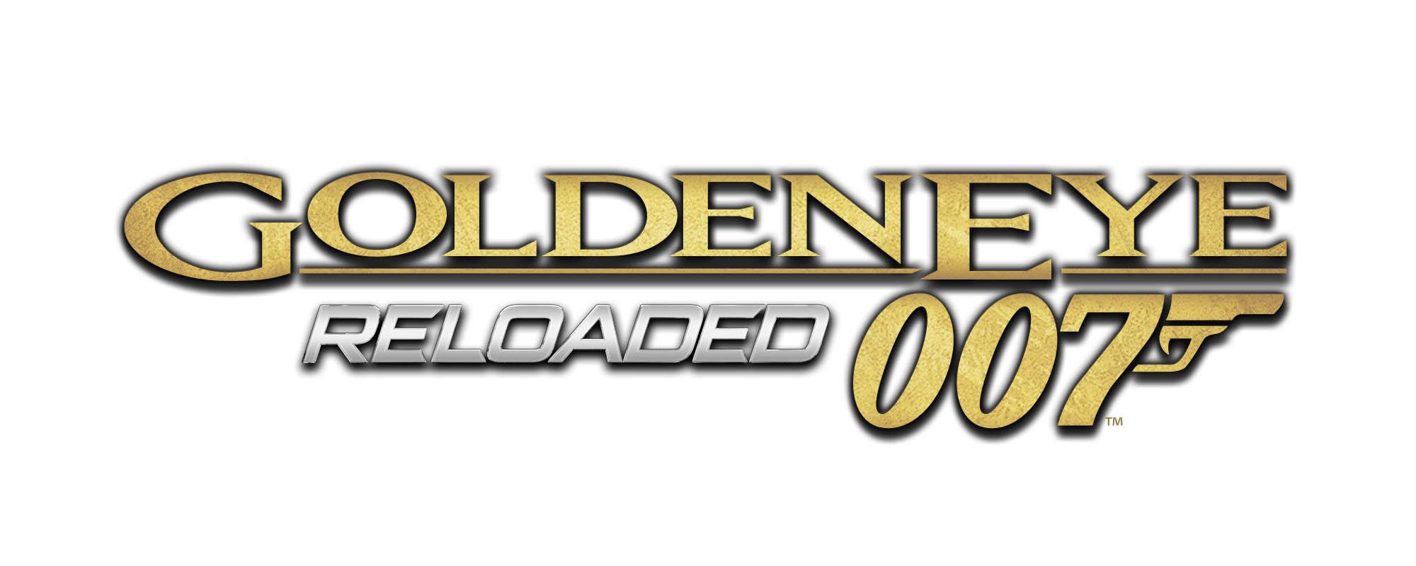 GoldenEye 007 Re...007 Logo White