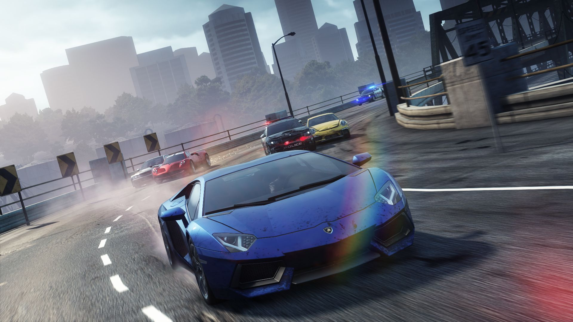 gc 12 need for speed most wanted nos nouvelles impressions jeux vid o. Black Bedroom Furniture Sets. Home Design Ideas